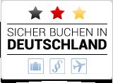 Sicher Buchen in Deutschland