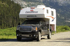 Pick-Up Camper TCA (23 ft)