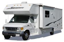 Motorhome C-XLarge