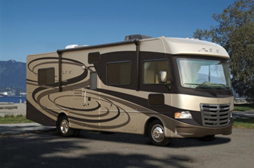 Motorhome A-Luxury A30