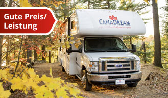 Wohnmobile mieten von Canadream