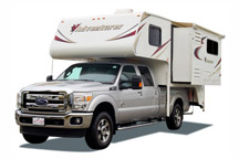 Pick-up-Camper TCB