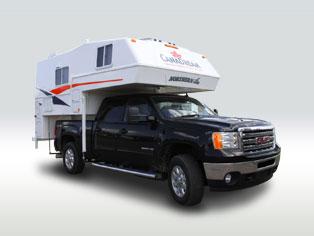 Pick-Up Camper TCA (23 ft) von Canadream