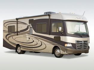 Motorhome A-Luxury A30 von Fraserway RV