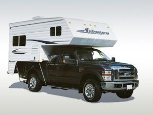 Pick-up-Camper TC von Fraserway RV