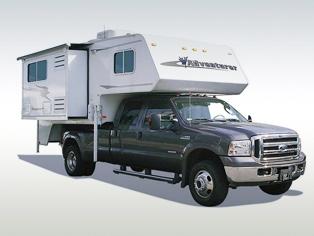 Pick-up-Camper TCS von Fraserway RV